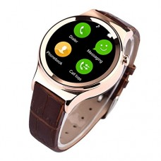 Smart Watch Phone 1.22 Inch HQ HD IPS Circular Capacitive Screen /Bluetooth