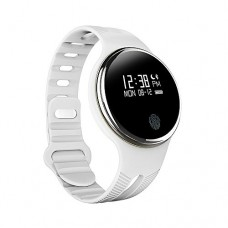 Evershop®IPx7 Water Resistant Smart Watch with Fitness Activity Tracker, Sl