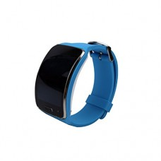 Supower® Replacement of Samsung Gear S SM-R750 Smartwatch Band with Metal B