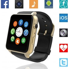 Martheroll GT-88 Smart Watch Bluetooth NFC Connectivity Sports Watch with H