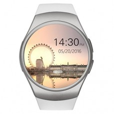 TECKING All-in-1 Smart Watch&Cell Phone Noble White