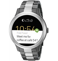 Fossil Q Founder Two-Tone Stainless Steel Touchscreen Smartwatch